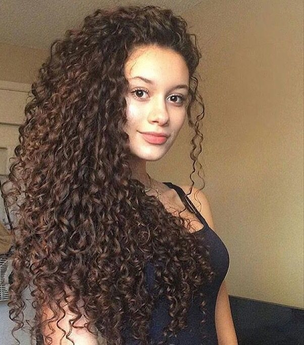 Let S Know How To Maintain Your Long Naturally Curly