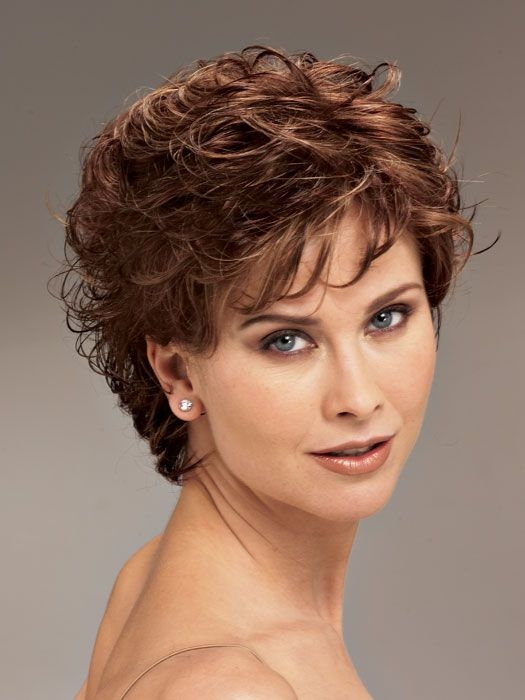 Different Type Of Best Hairstyles For Short Curly Hair