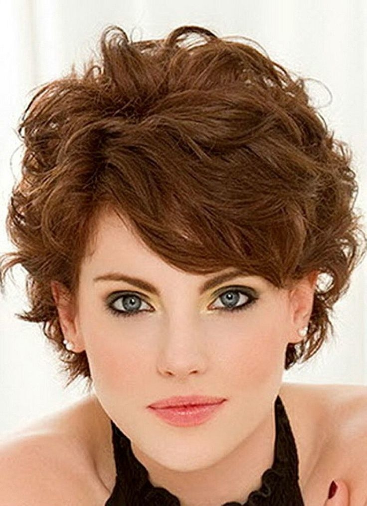 Short Haircuts For Women With Curly Hair Best Curly Hairstyles