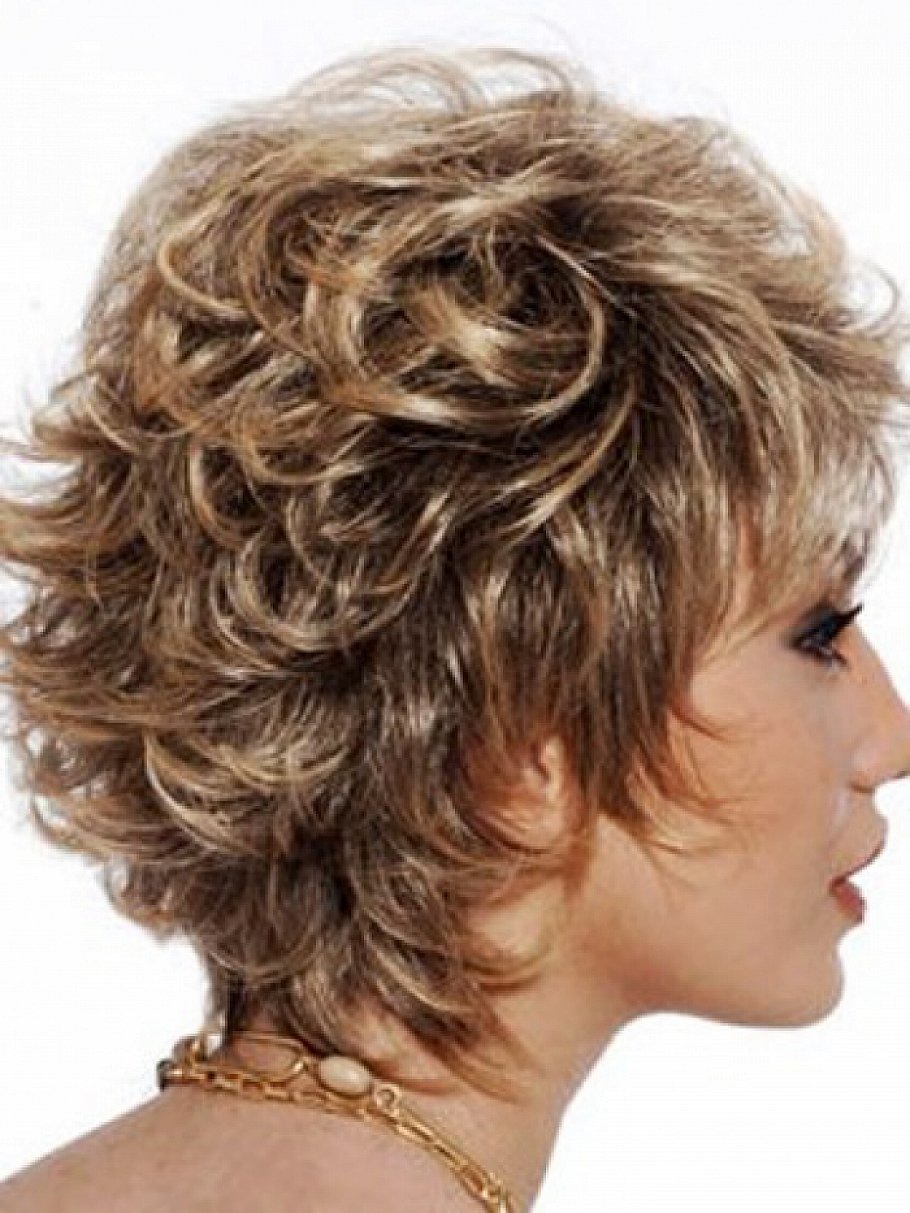 Short Layered Haircuts For Curly Hair Best Curly Hairstyles