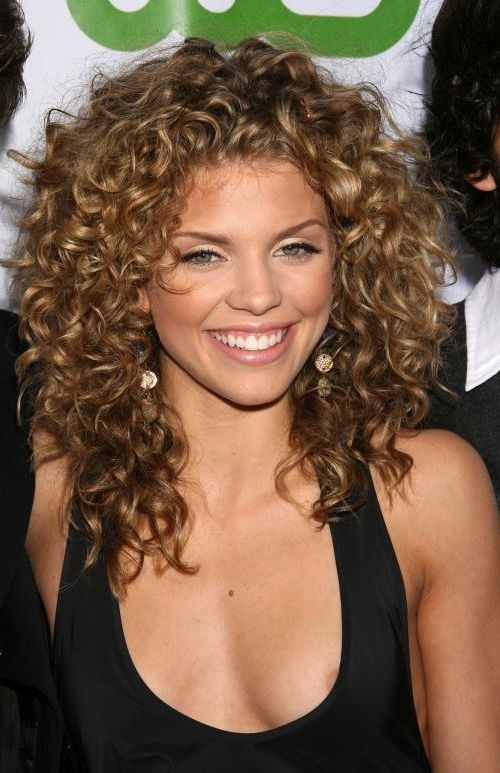 Short Curly Hairstyles For Heart Shaped Faces 7 Jpg Best Curly