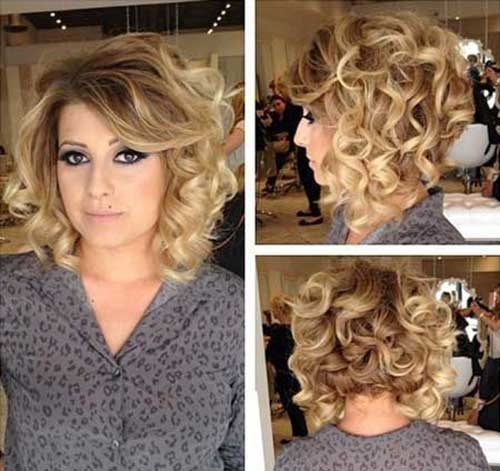 Short Thick Blonde Curly Hair Jpg Best Curly Hairstyles