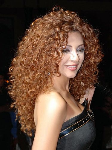Trends In Hairstyles For Really Curly Hair Best Curly Hairstyles