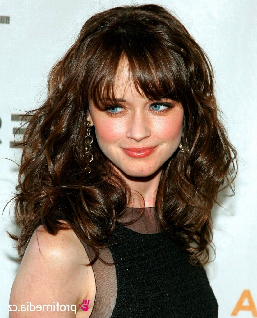 Haircuts For Naturally Wavy Hair Best Curly Hairstyles