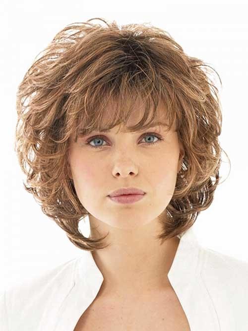Short Layered Haircuts 41